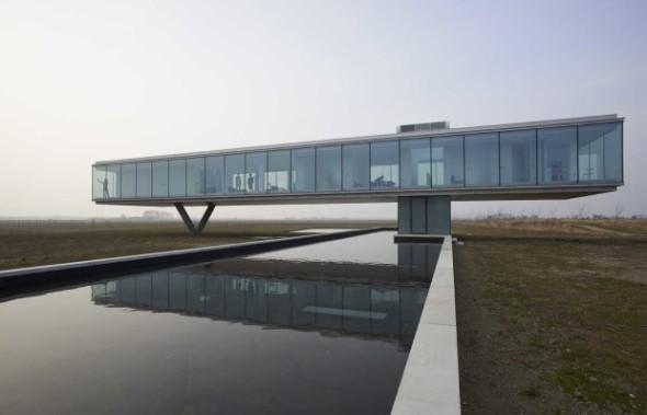 Villa Kogelhof una Combinación de Autarquía y Belleza