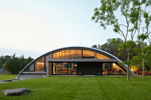 La casa del arco