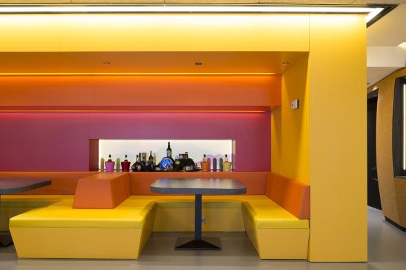 El Estilo de Google a la Vanguardia con su Renovada Sede en Madrid