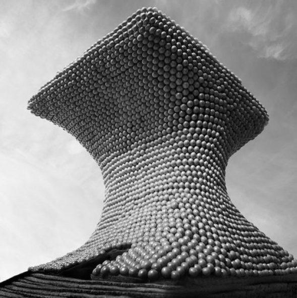 El pan de jengibre se pone de moda en la arquitectura