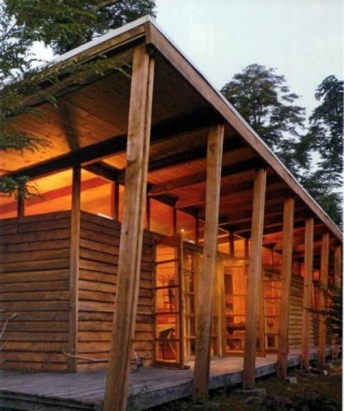Cabaña en Chile