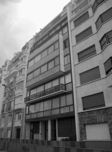Aquí vivió Le Corbusier