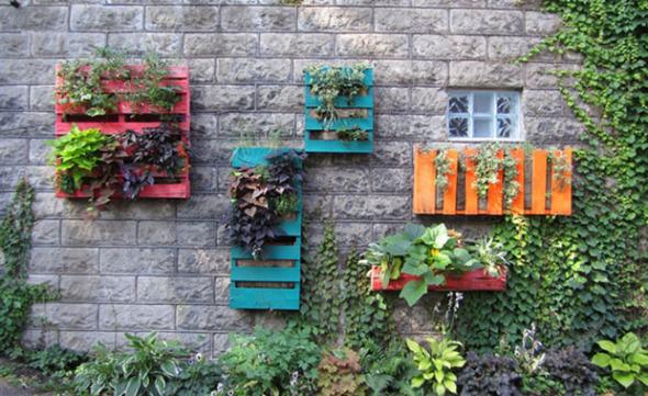20 formas de reutilizar tarimas de madera