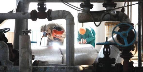 Prevención y mantenimiento de calderas