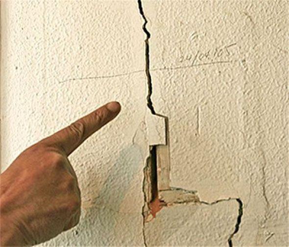 Evita que se fisure y agriete el cemento alisado
