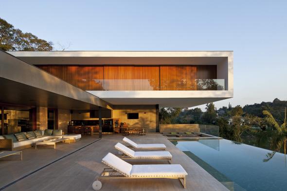 La casa que flota
