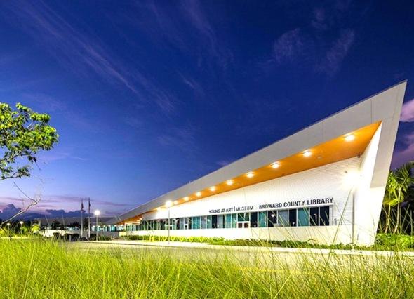 Primer museo de Florida para niños con certificación LEED de oro