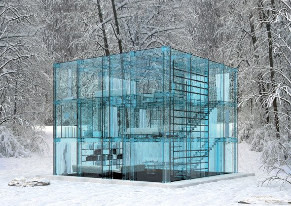 Lo más popular en la arquitectura del 2013 parte V