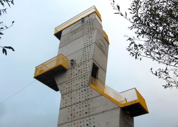 Una Torre de Aventura