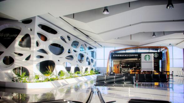 AeroShops. Centro Comercial dentro del Aeropuerto de Los Cabos