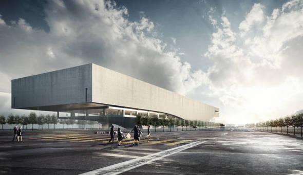 De aeropuerto a biblioteca