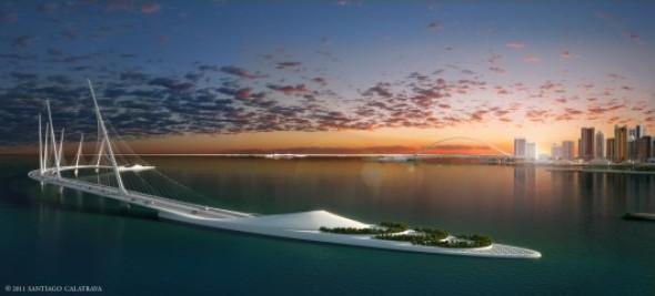 Nuevo proyecto de Calatrava en Qatar