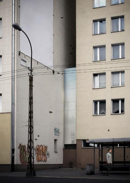 La vivienda más estrecha del mundo