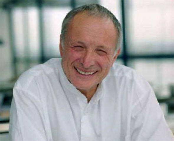 Richard Rogers recibe reconocimiento Mario Pani