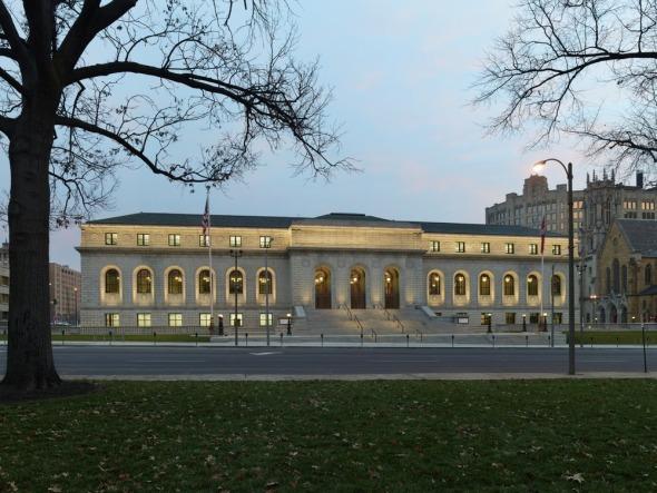 Transformación y Restauración de Biblioteca