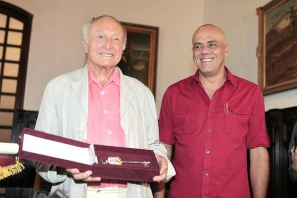 Richard Rogers formará parte del proyecto del Parque Hugo Chávez