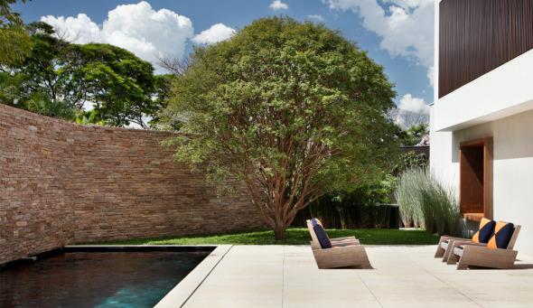 Como un muro de piedra noticias de arquitectura - Arquitecto de brasilia ...
