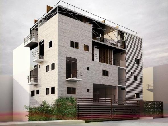 Edificio revitalizador