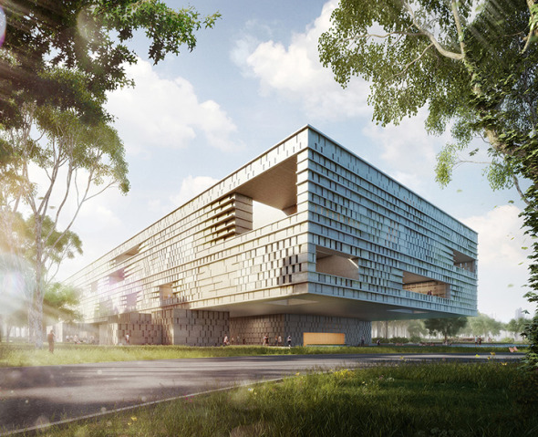 El nuevo Museo Maya de 60.000 metros cuadrados