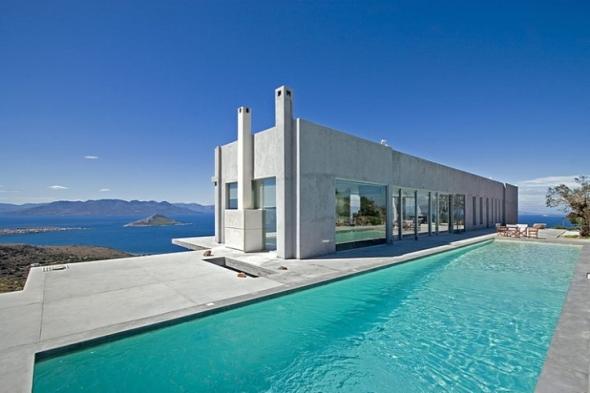 Vivienda de verano en Grecia