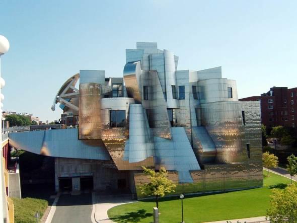 Feliz cumpleaños Frank Gehry