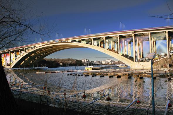 Transformación del puente de Estocolmo