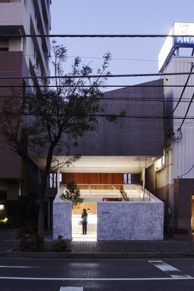 Yuko Nagayama Hace Flotar Una Casa