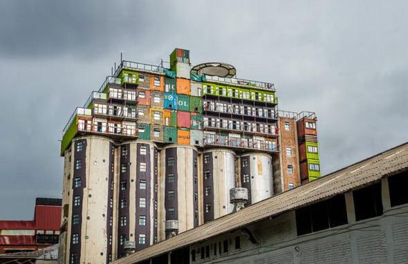 Sabias decisiones frente a la falta de espacio urbano