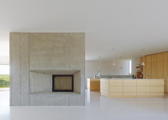 Una fachada curva noticias de arquitectura buscador de - Habitaciones con escaleras ...
