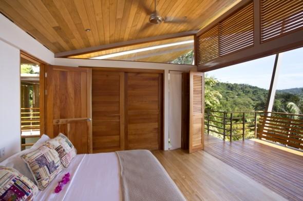 Entre bambú y las alturas