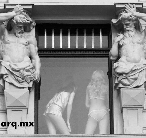 Humor en la arquitectura febrero parte II