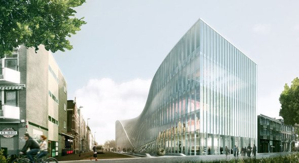 BIG seleccionado para diseñar el Centro Cultural ARTA en Arnhem