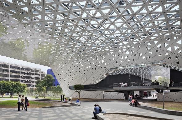 El éxito de la Cineteca S.XXI de Rojkind Arquitectos
