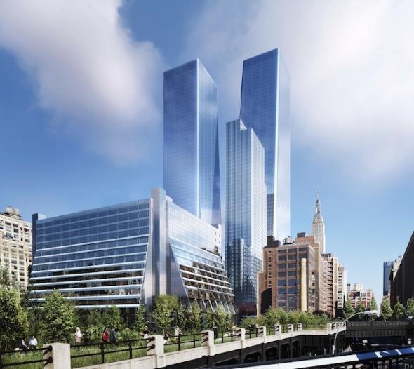 REX renueva edificio brutalista en Nueva York