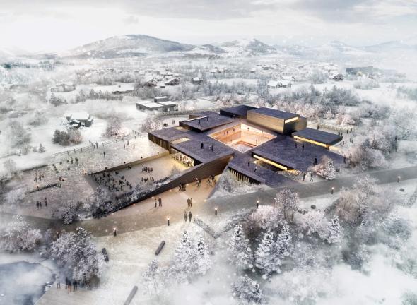 Archiplan gana concurso para Museo inspirado en el agua