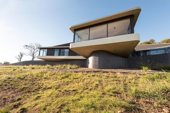 Casa de campo contemporánea