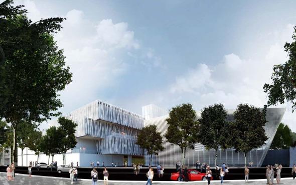 Ampliación de Universidad por TEN Arquitectos