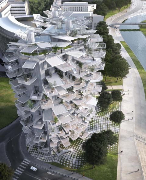 La segunda locura arquitectónica del siglo XXI