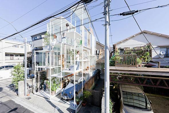 Las casas más peculiares del mundo