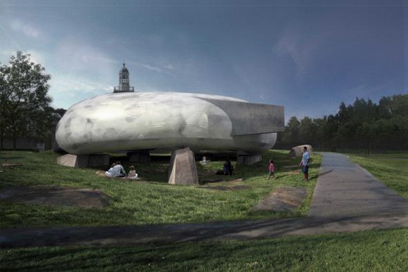 El arquitecto chileno Smiljan Radic diseñará el Pabellón de la Serpentine Gallery 2014