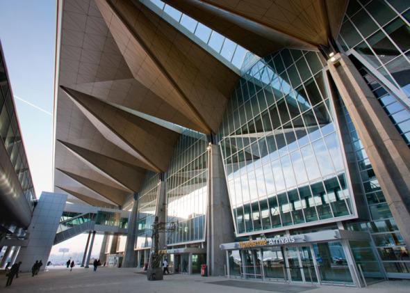 Se inaugura fastuoso  aeropuerto en Rusia