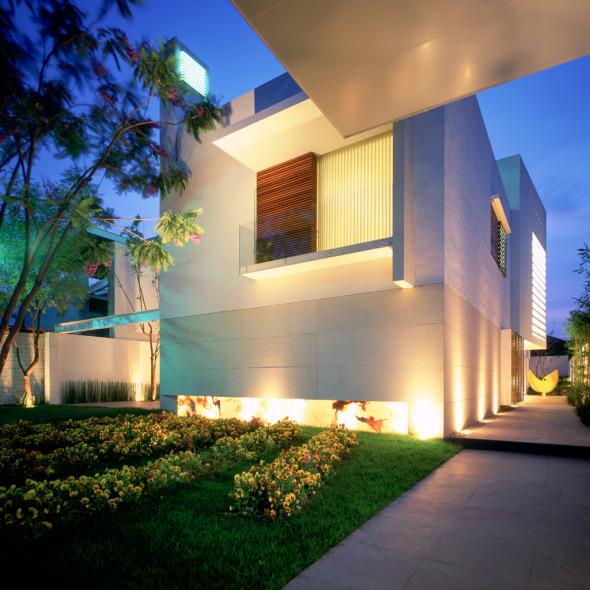 Casa I: proyecto innovador y contemporáneo