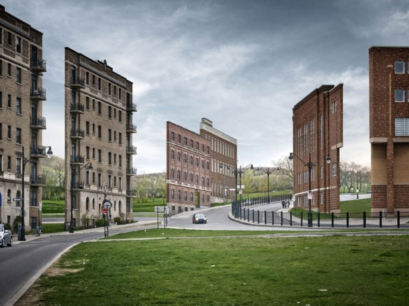 El arte de las fachadas