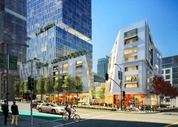 OMA planea un rascacielos para San Francisco