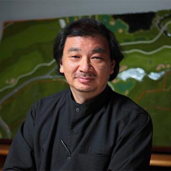 Y el ganador del Premio Pritzker es Shigeru Ban