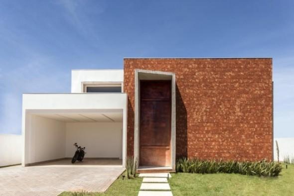 el minimalismo puede ser autctono esta casa demuestra que s - Casas Minimalistas
