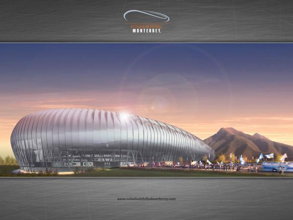El Nuevo Estadio de los Rayados