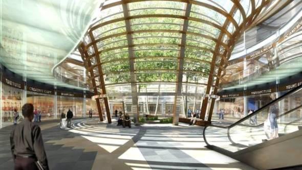 Centro comercial sustentable