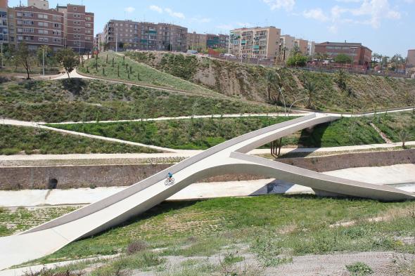 Puentes trenzados