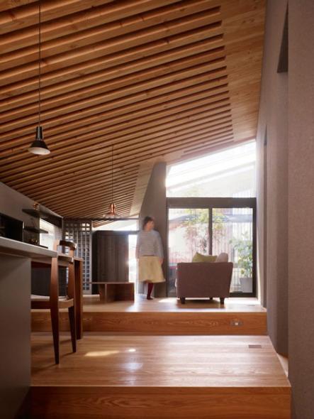 Casa Generacional Japonesa Noticias De Arquitectura